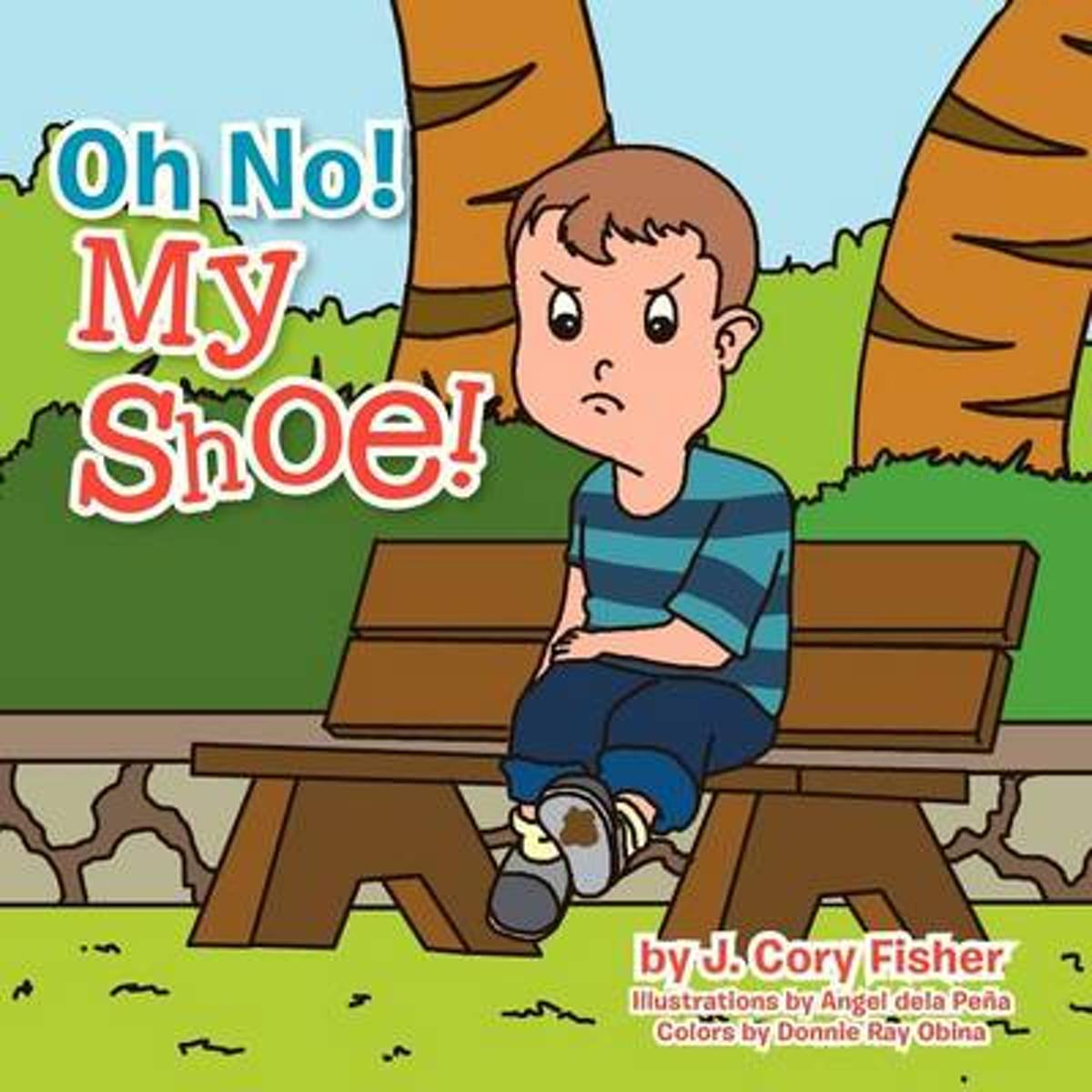 Oh No! My Shoe!
