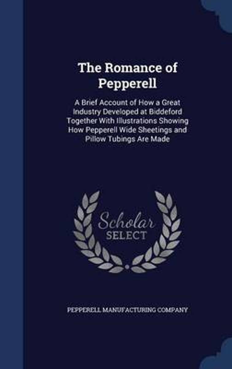 The Romance of Pepperell