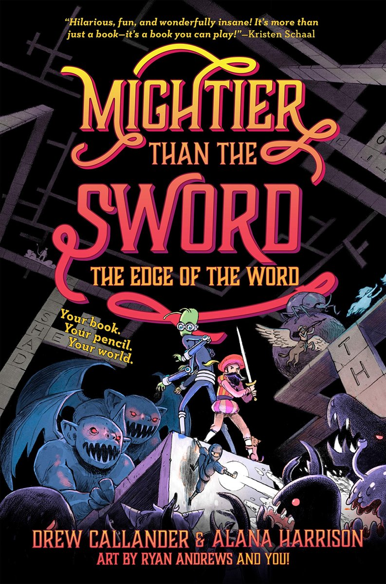 Mightier Than The Sword