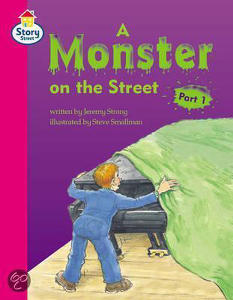 A Monster on the Street Part 1