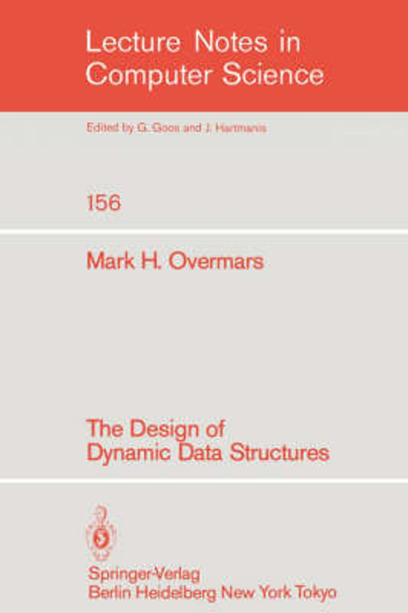 The Design of Dynamic Data Structures