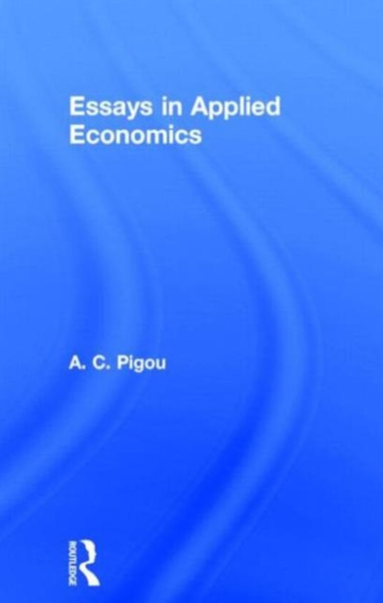 Essays in Applied Economics