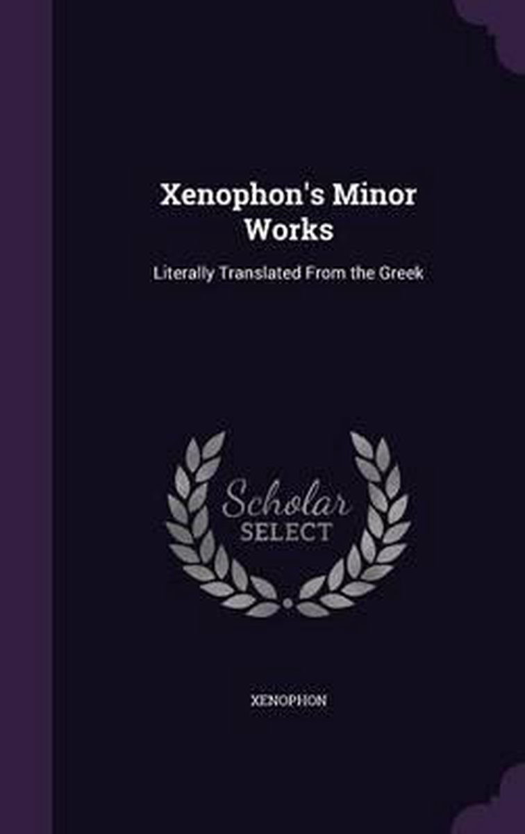 Xenophon's Minor Works