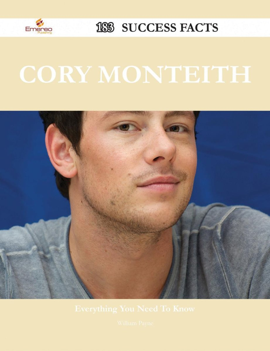 Cory Monteith 183 Success Facts - Everything you need to know about Cory Monteith