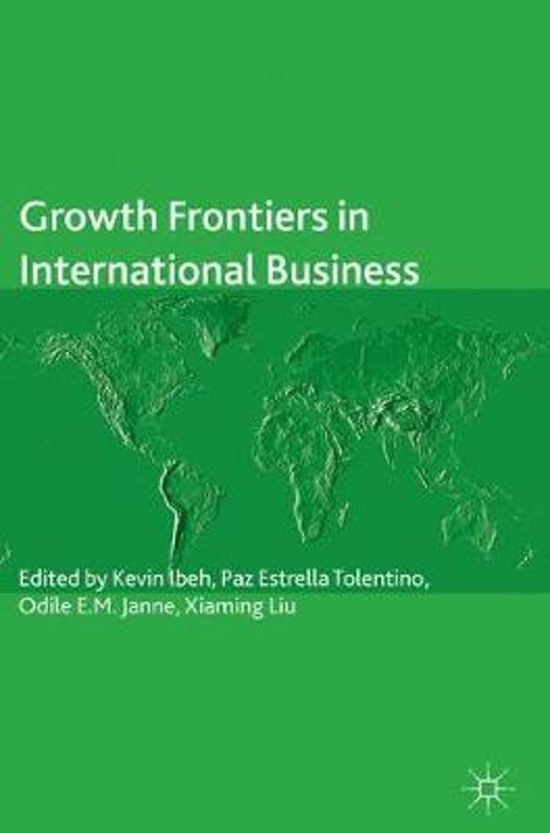 Growth Frontiers in International Business