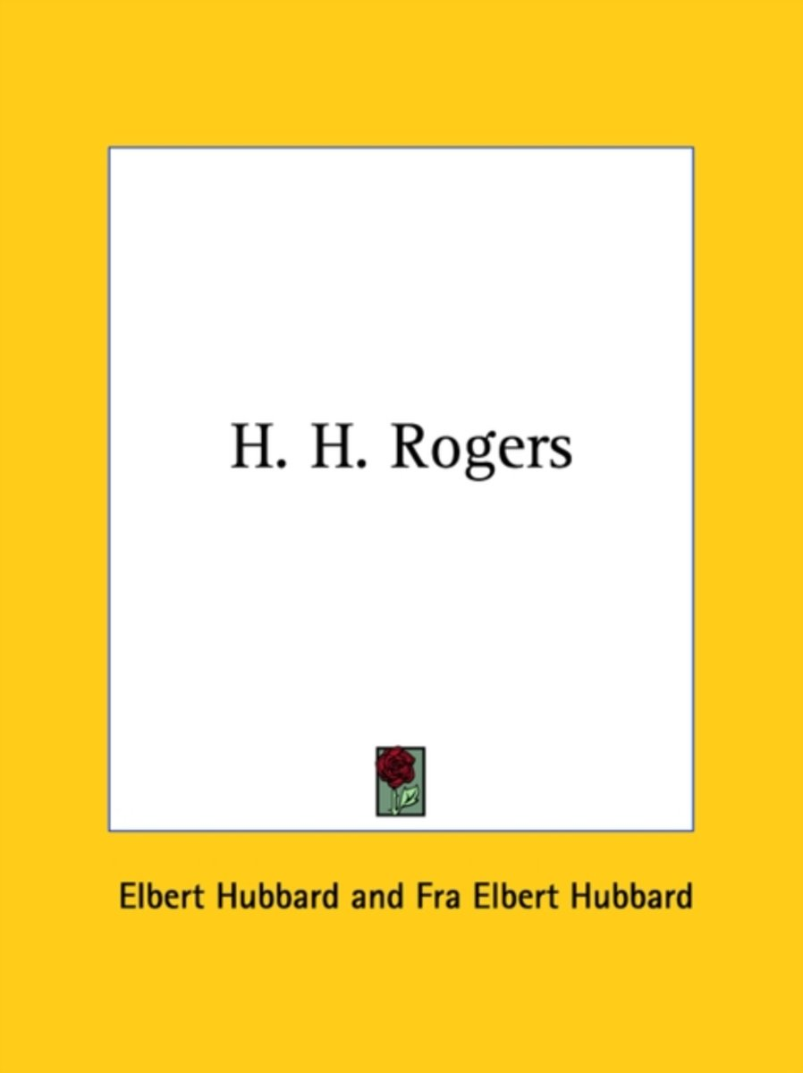 H. H. Rogers