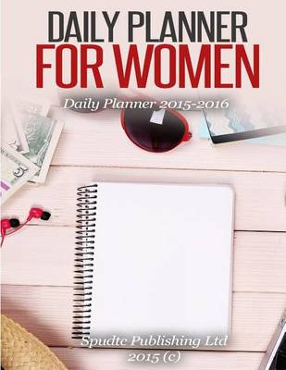 Daily Planner for Women