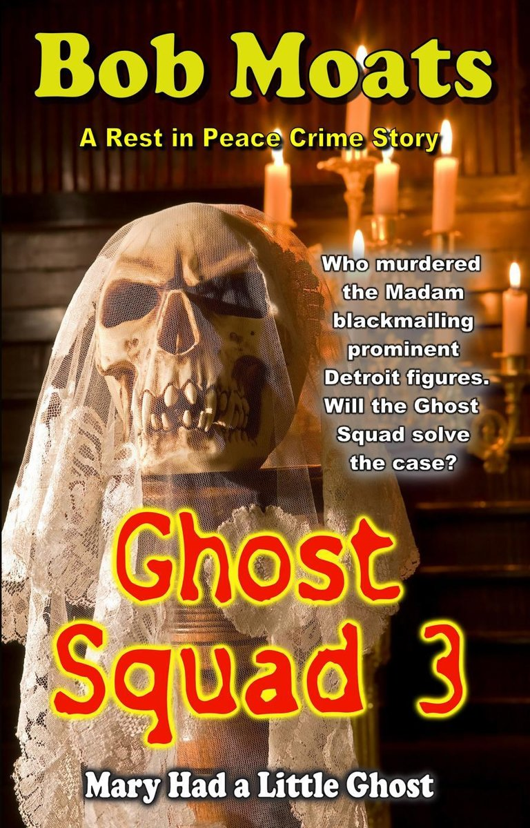 Ghost Squad 3 - Mary Had a Little Ghost