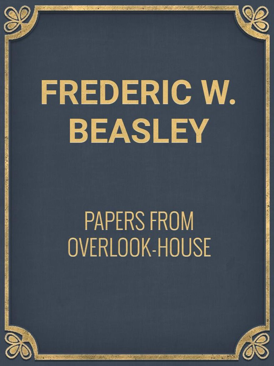 Papers from Overlook-House