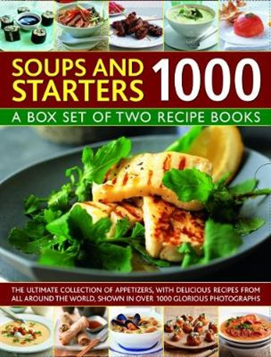 Soups & Starters 1000