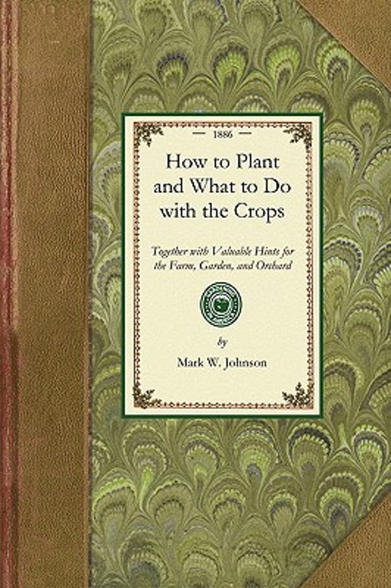 How to Plant and What to Do