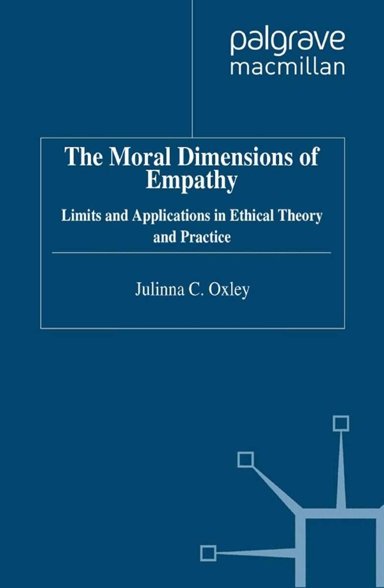 The Moral Dimensions of Empathy