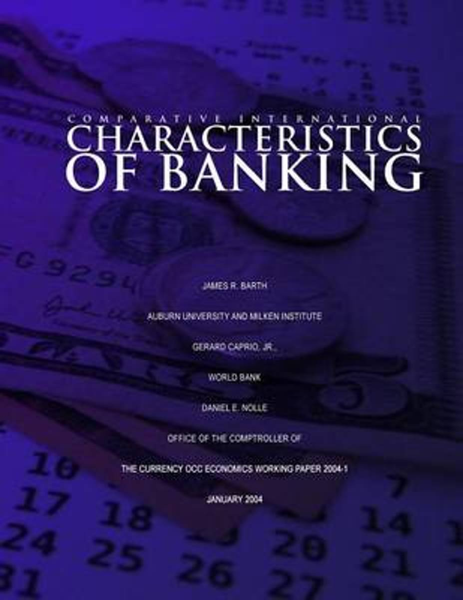 Comparative International Characteristics of Banking