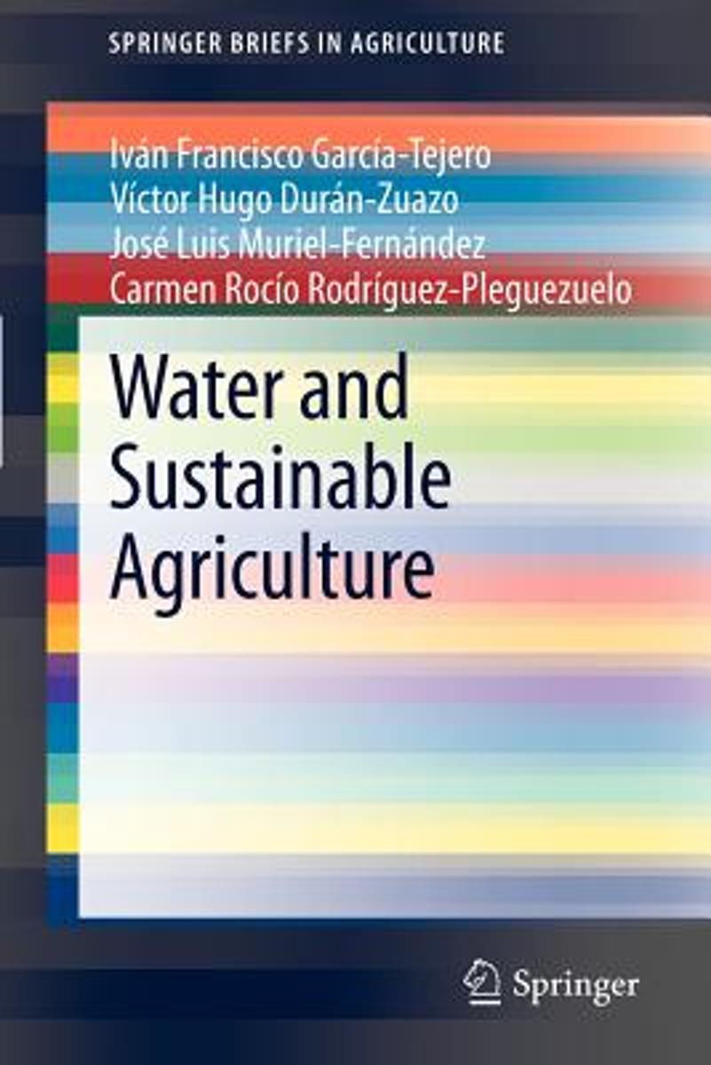Water and Sustainable Agriculture
