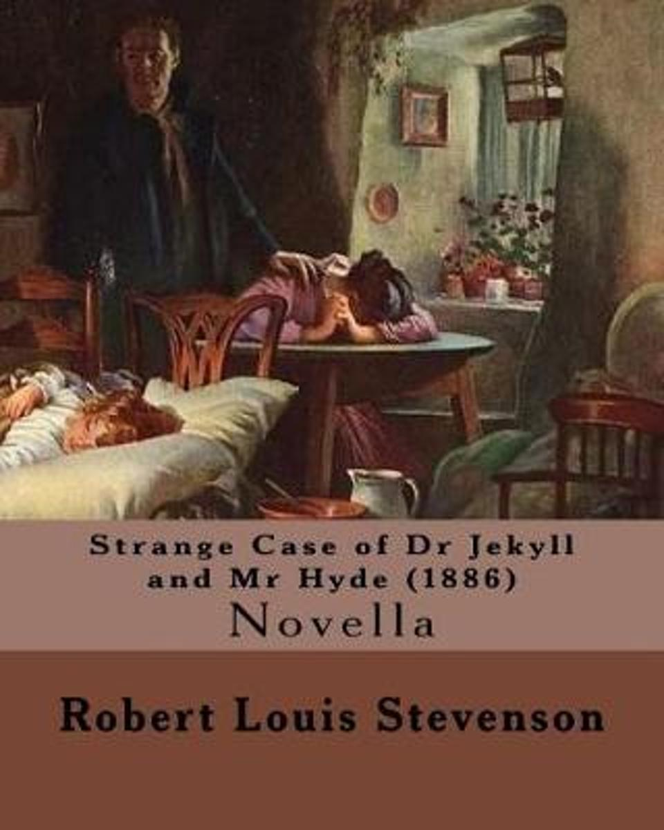 Strange Case of Dr Jekyll and MR Hyde (1886). by