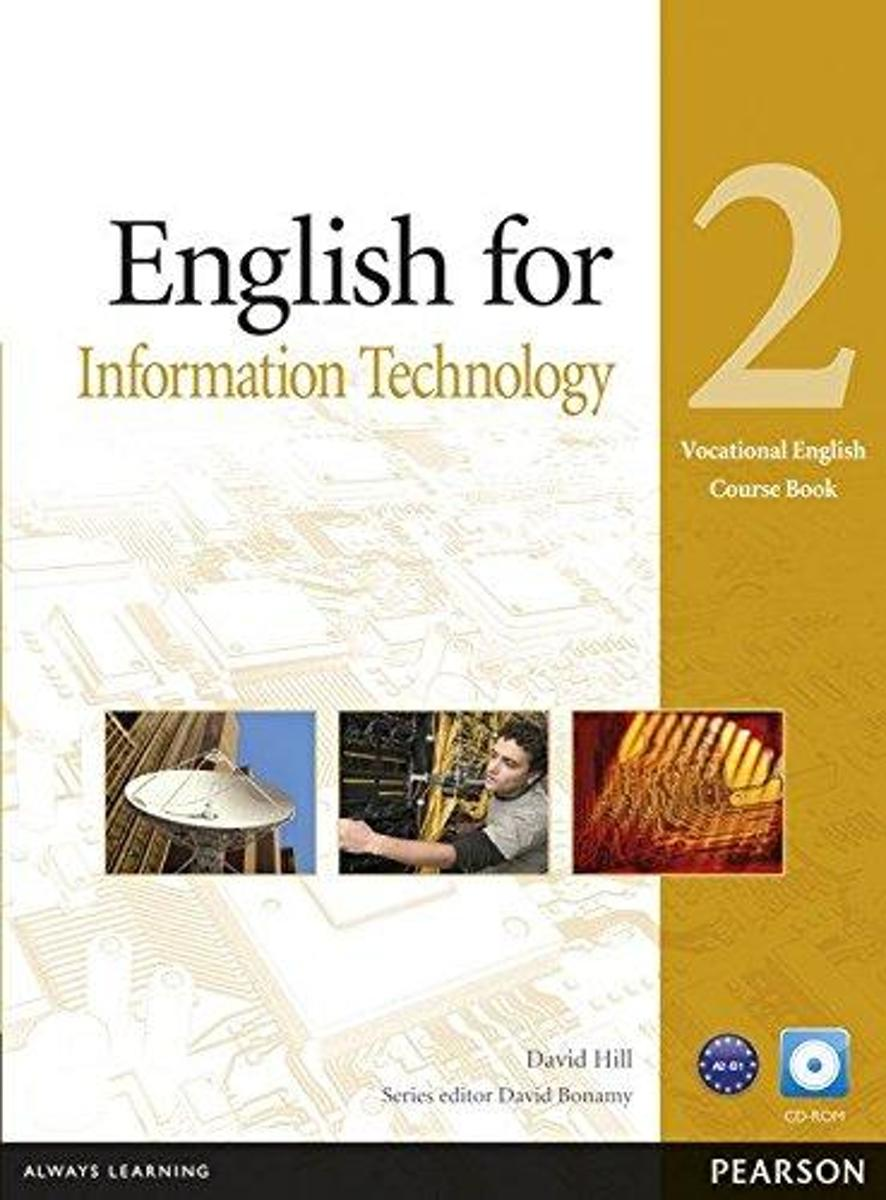 English for IT Level 2 - Coursebook and CD-Rom Pack
