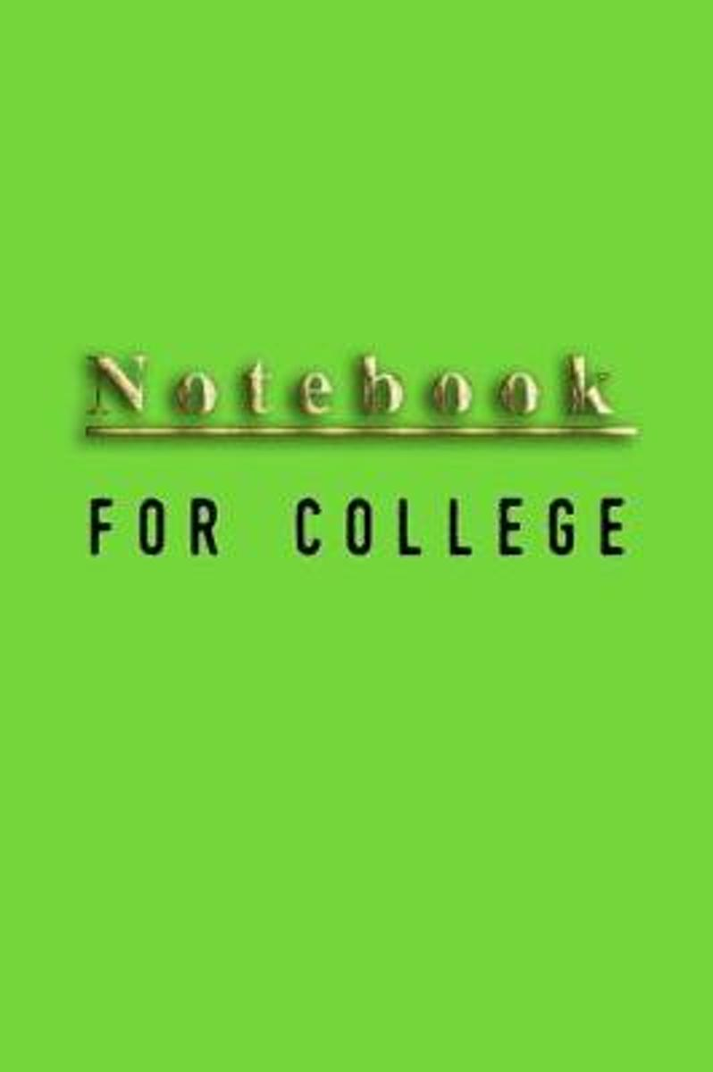 Notebook for College