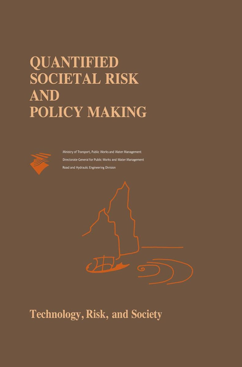 Quantified Societal Risk and Policy Making