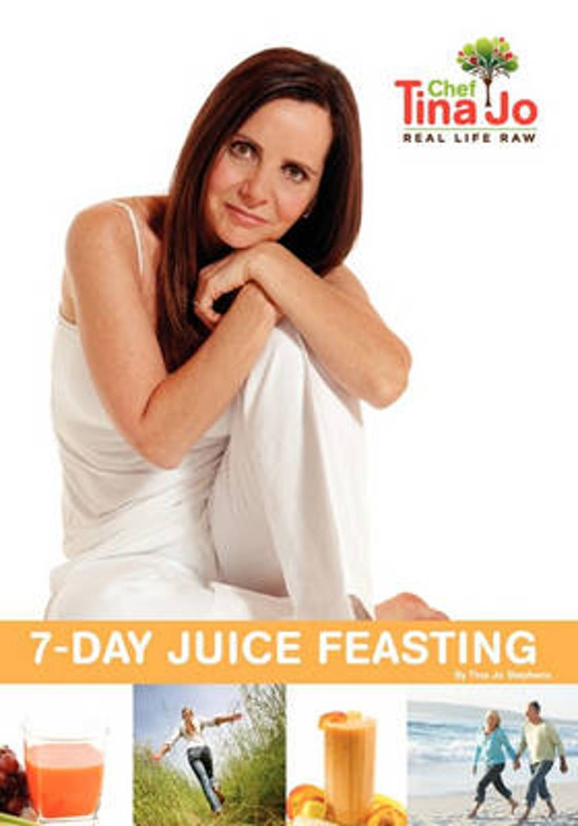 Real Life Raw 7-Day Juice Feasting