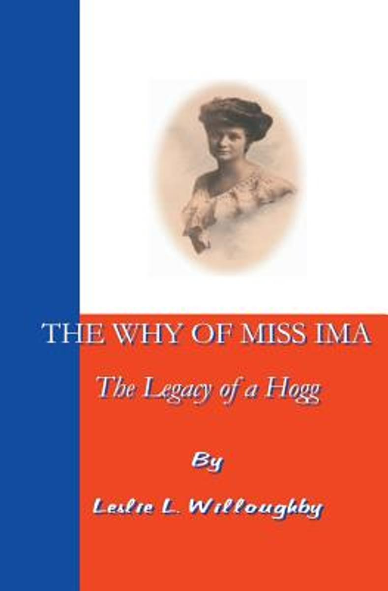 The Why of Miss Ima