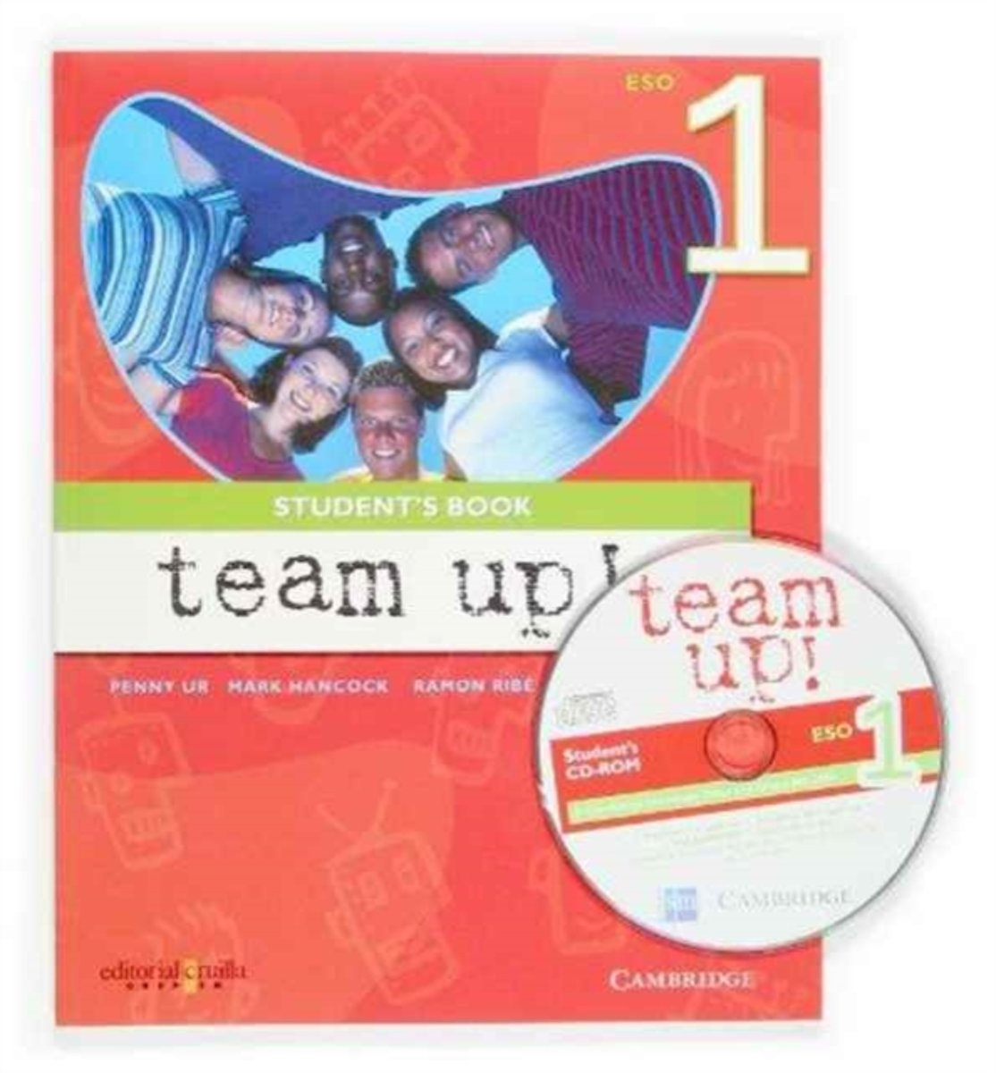Team Up Level 1 Student's Book Catalan Edition