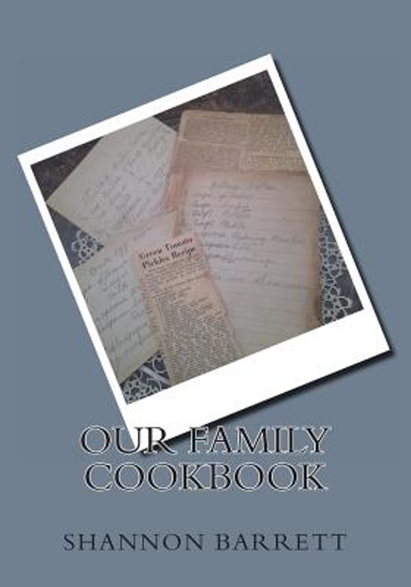 Our Family Cookbook