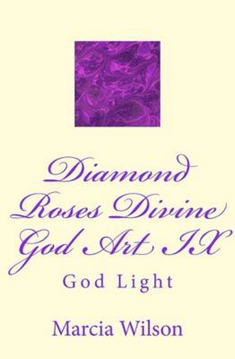 Diamond Roses Divine God Art IX