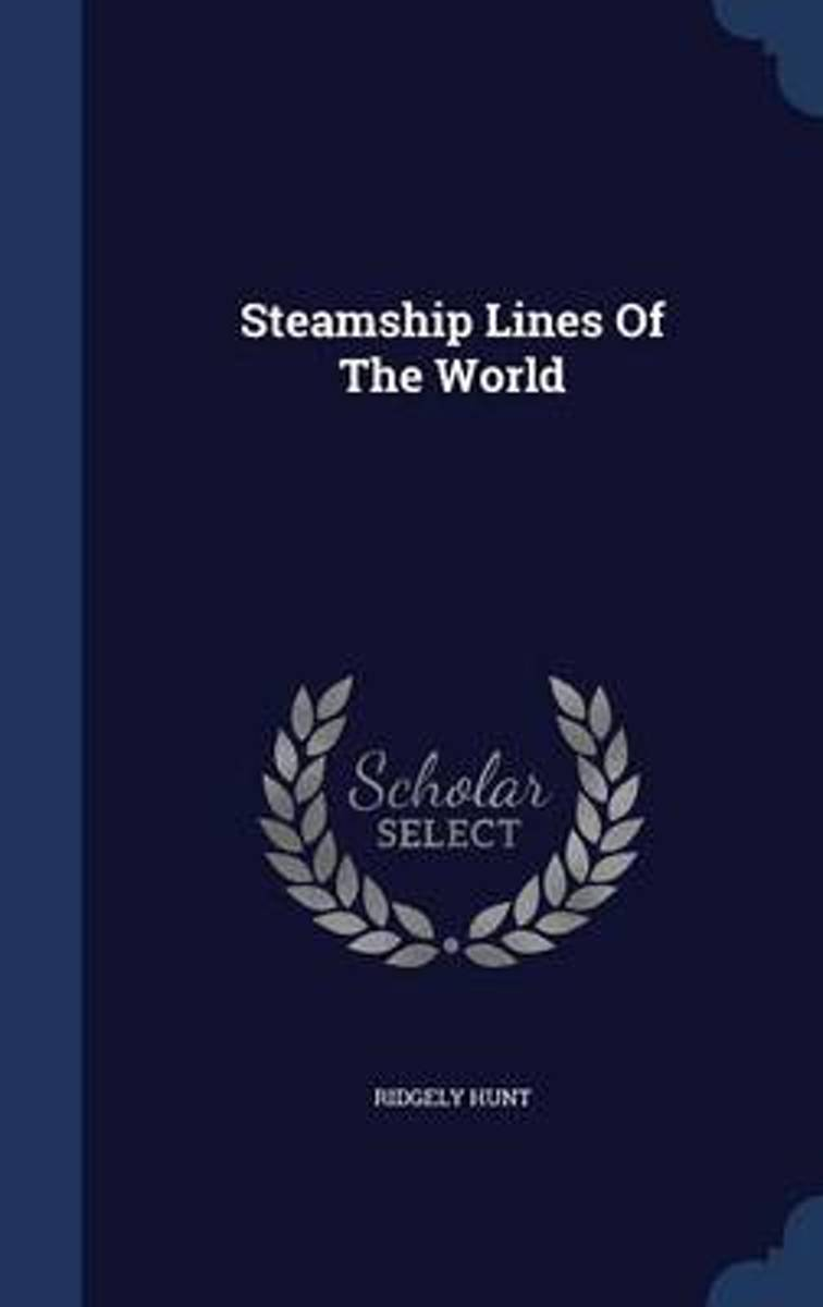 Steamship Lines of the World