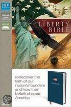 Liberty Bible-Niv: Rediscover The Faith Of Our Nation's Founders And How Their Beliefs Shaped America
