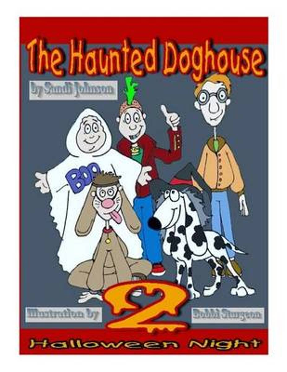 The Haunted Doghouse - Book 2