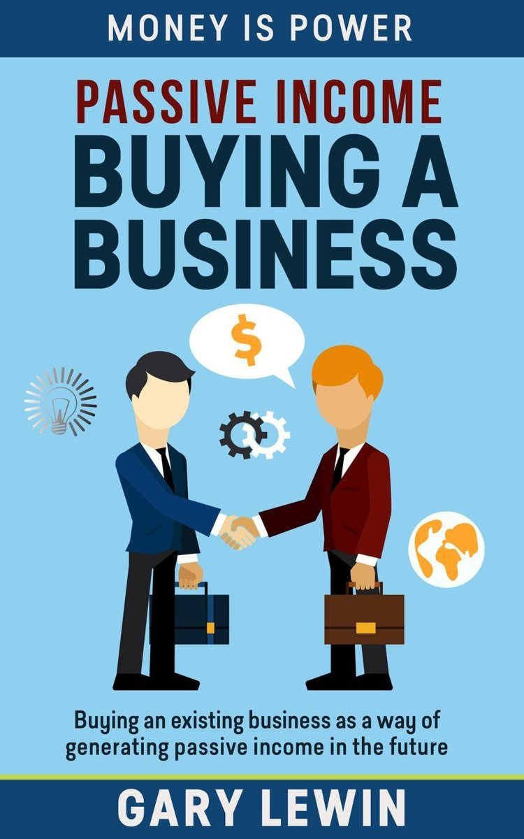 Passive Income : Buying a Business