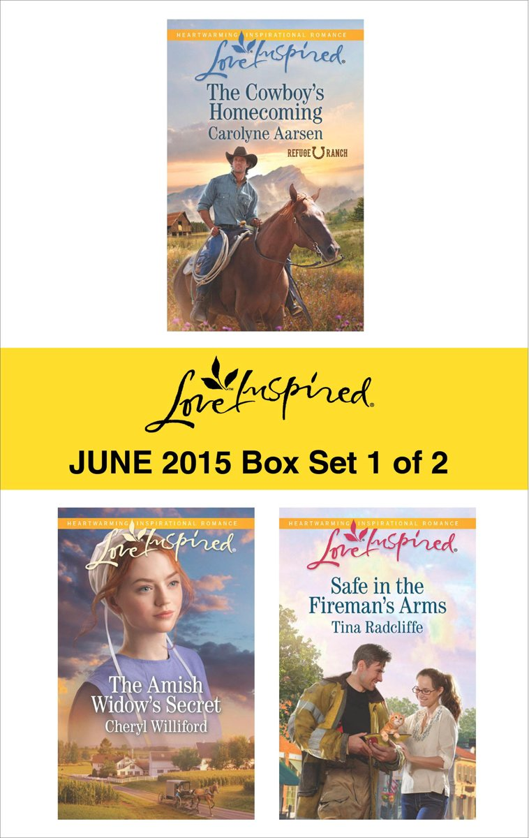 Love Inspired June 2015 - Box Set 1 of 2