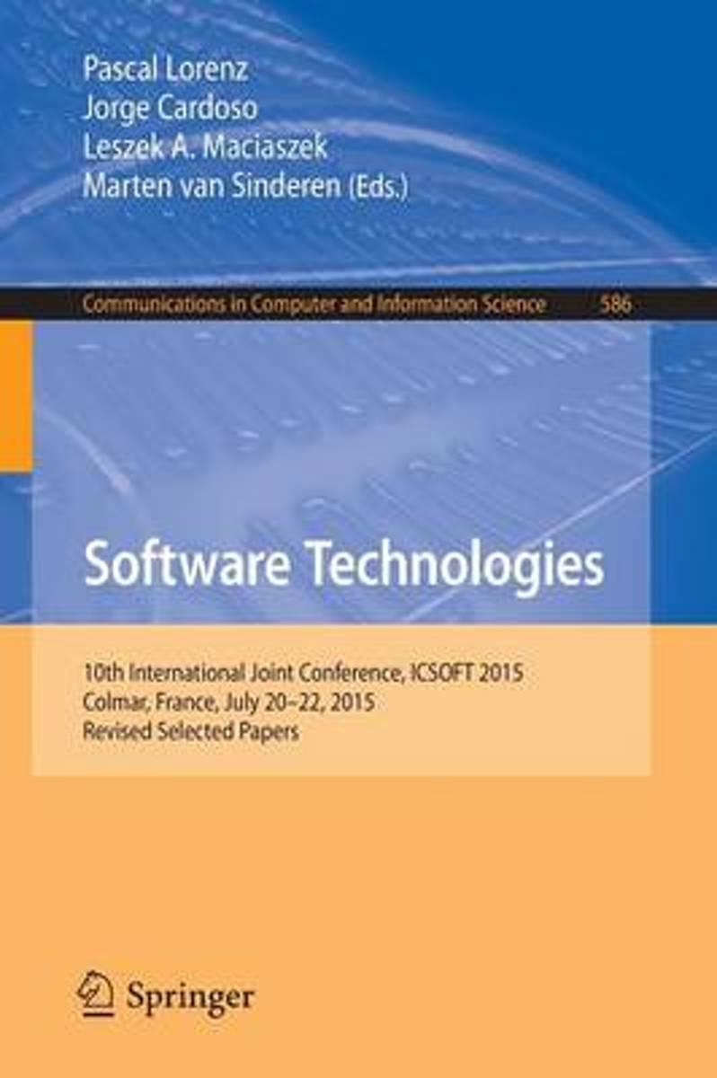 Software Technologies image