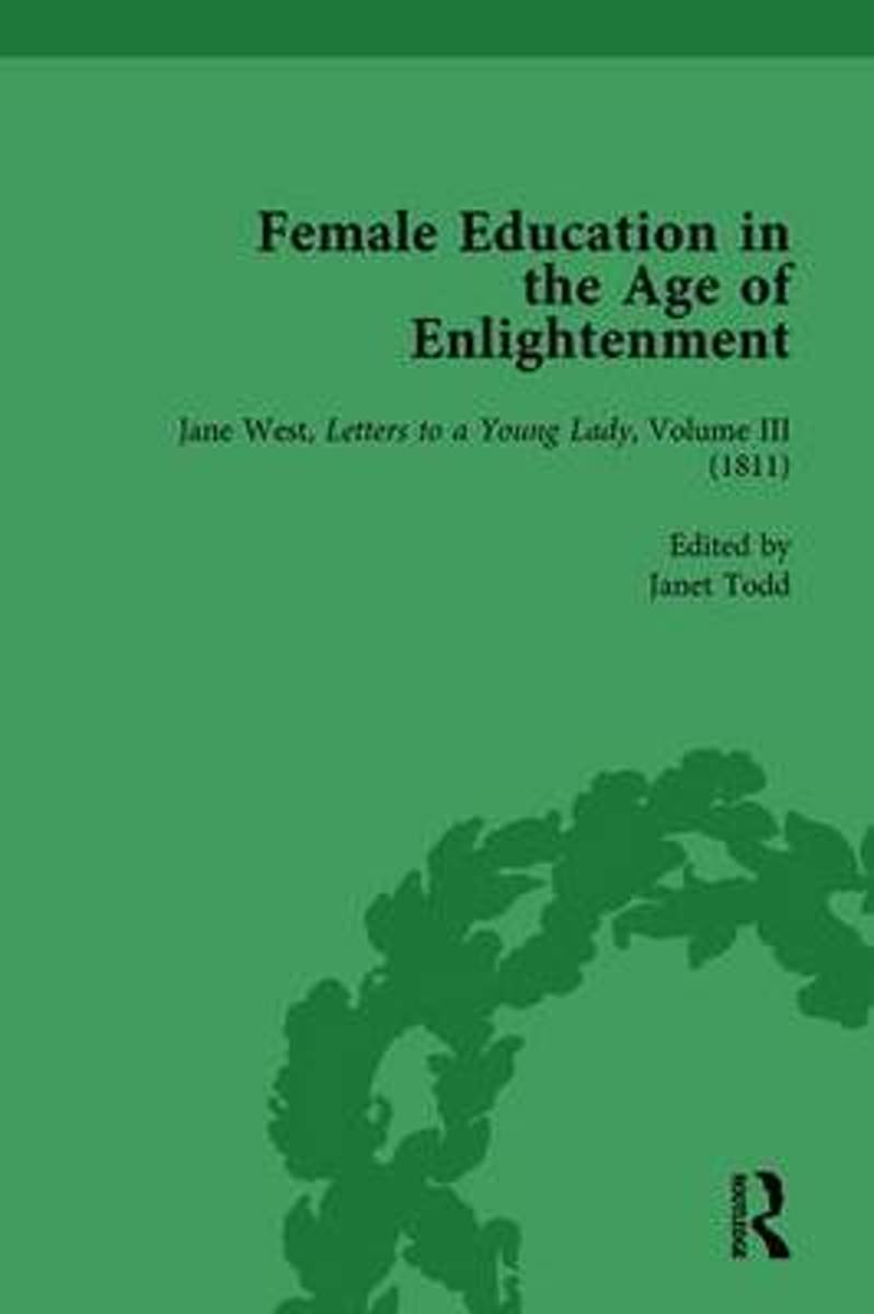 Female Education in the Age of Enlightenment, vol 6