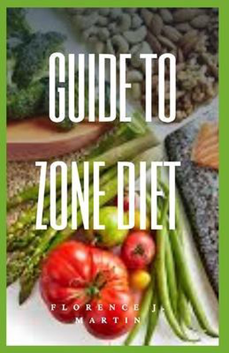 Guide to Zone Diet