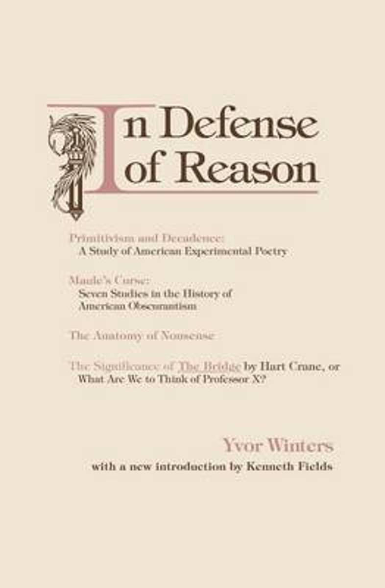 In Defense Of Reason