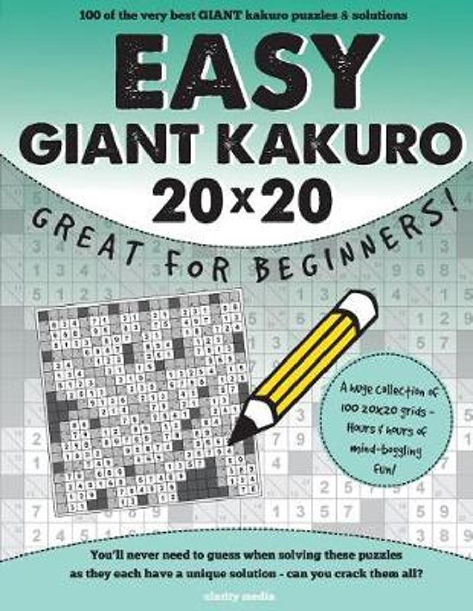 Easy Giant Kakuro