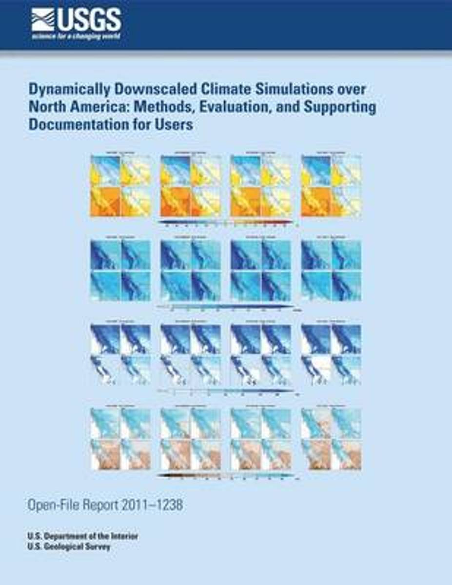 Dynamically Downscaled Climate Simulations Over North America