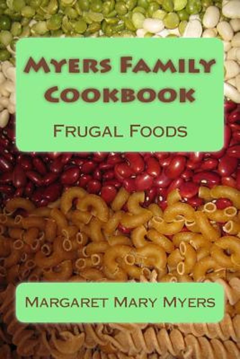 Myers Family Cookbook