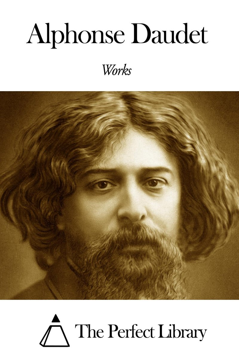 Works of Alphonse Daudet
