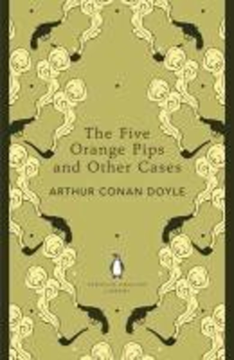 Five Orange Pips and Other Cases