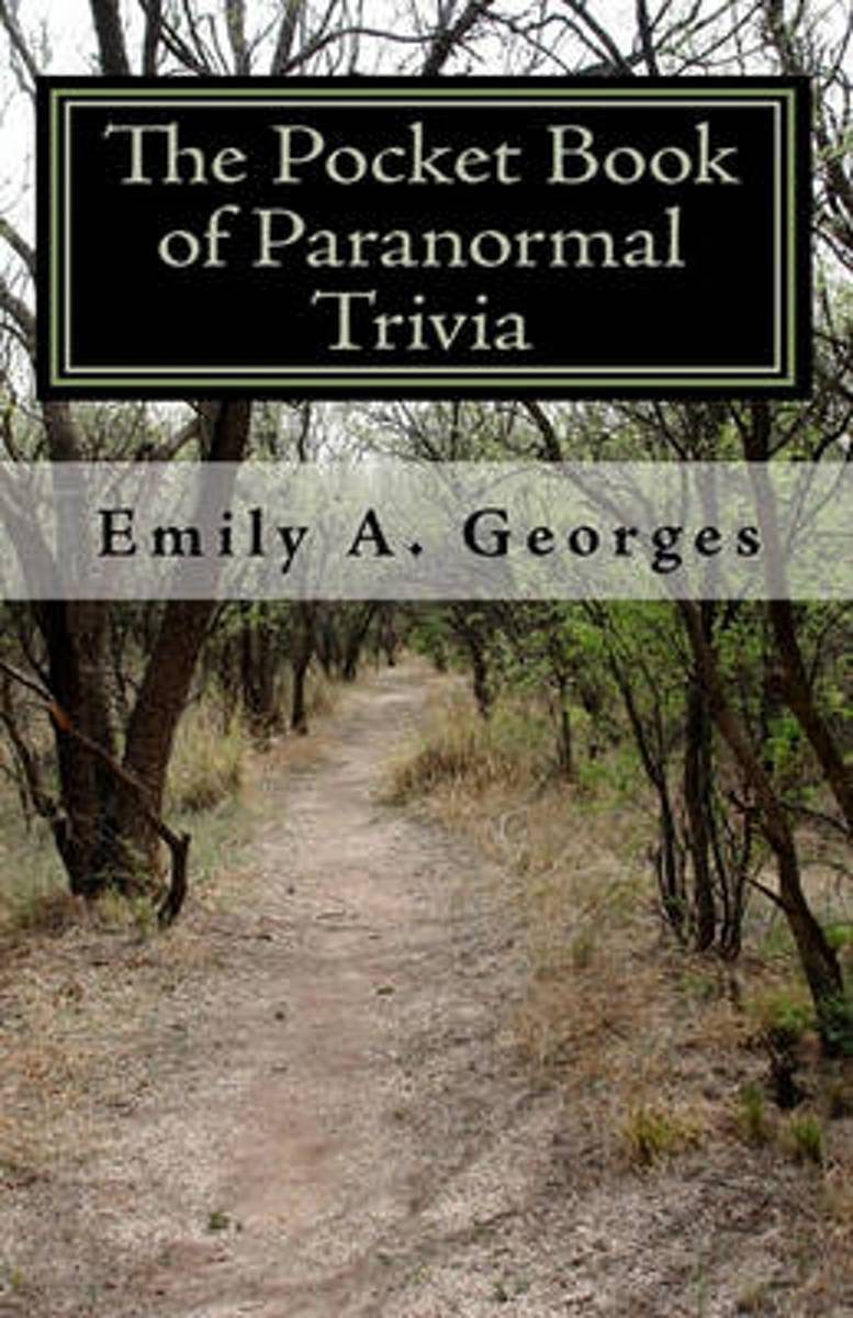 The Pocket Book of Paranormal Trivia