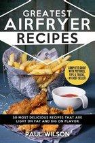 Greatest Airfryer Recipes