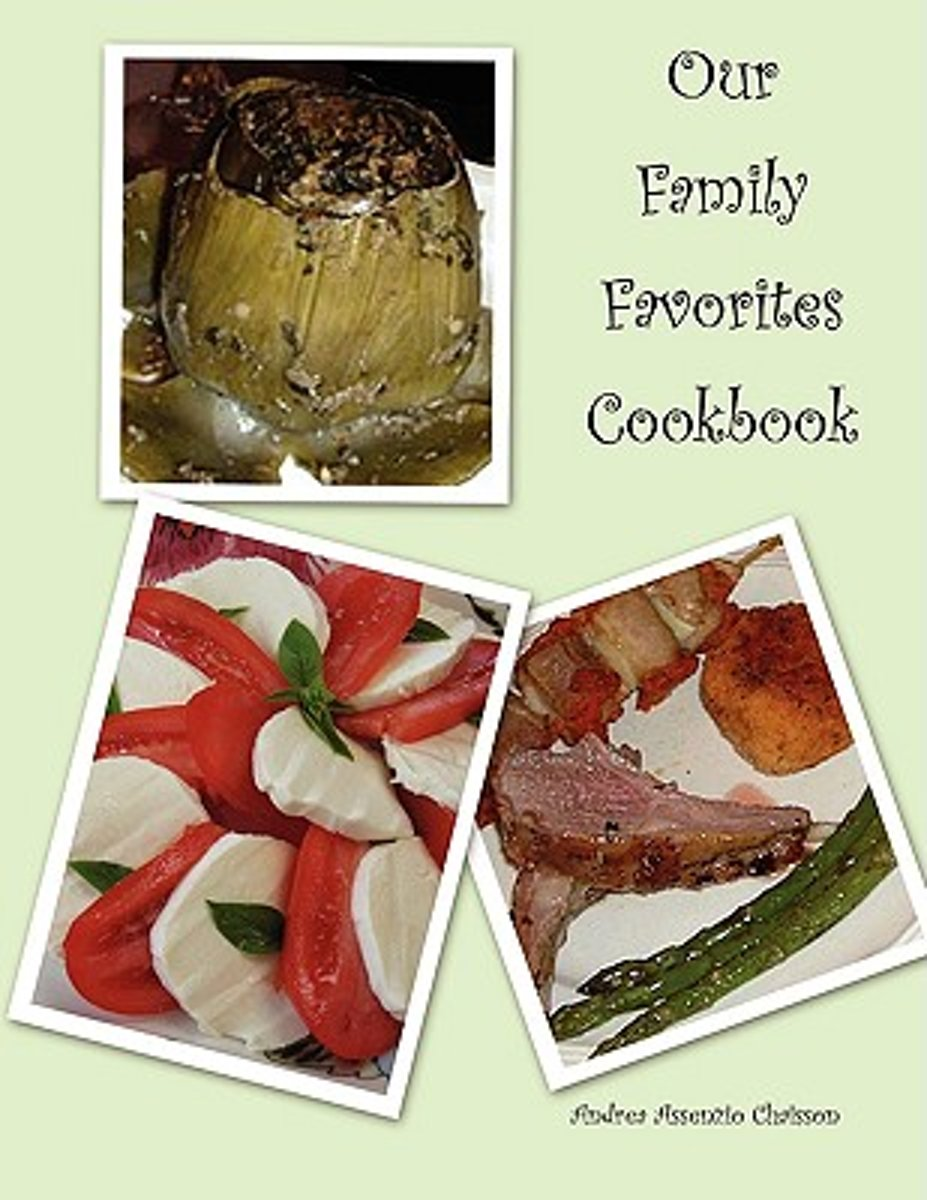 Our Family Favorites Cookbook