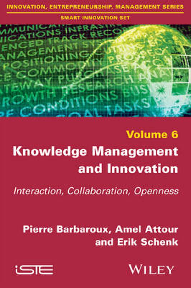Knowledge Management and Innovation image