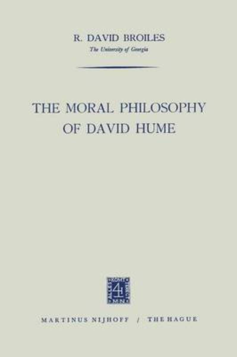 The Moral Philosophy of David Hume