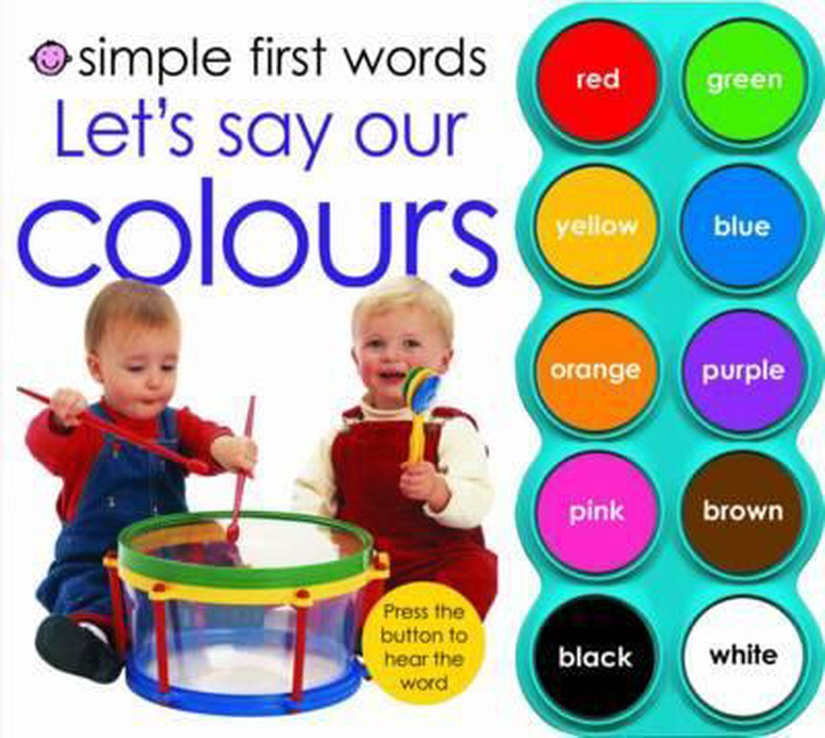 Let's Say Our Colours