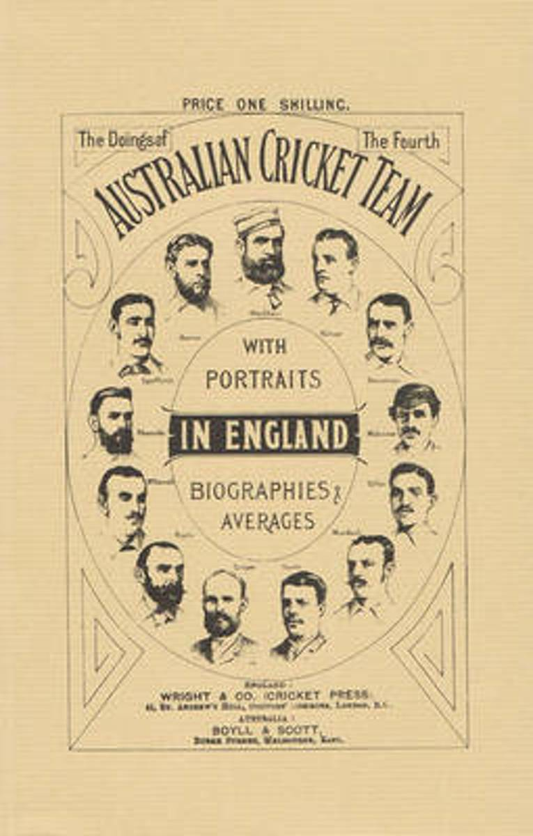 The Doings of the Fourth Australian Team in England 1884