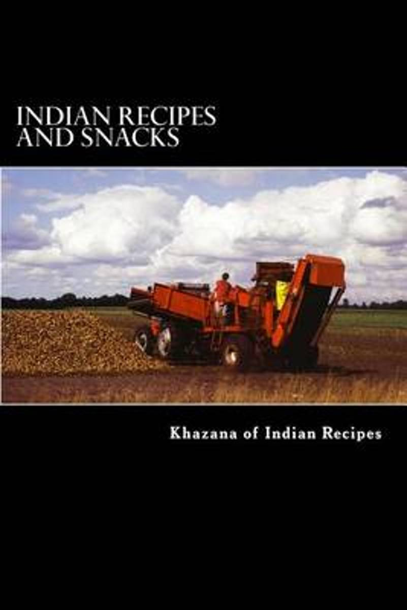 Indian Recipes and Snacks
