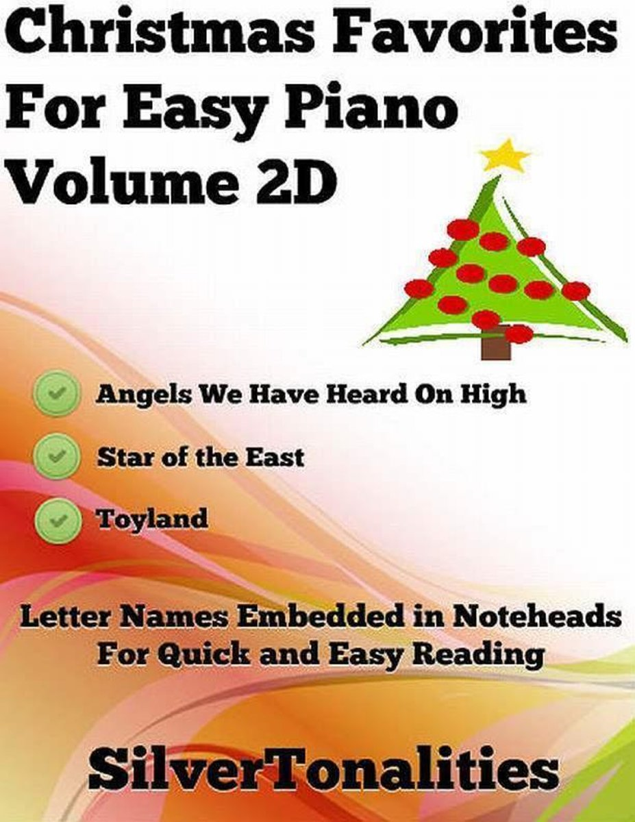 Christmas Favorites for Easy Piano Volume 2 D